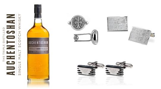 Intricate Scotch, Intricate cufflinks