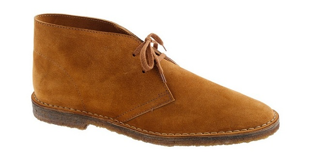 JCrew Suede MacAlister Boots