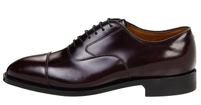 The rare, mid $100s goodyear welted dress shoe.