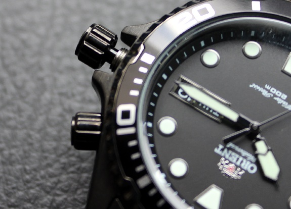 Orient Ray Crowns