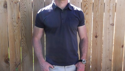Uniqlo premium polo - part of 10 Best Bets on Dappered.com