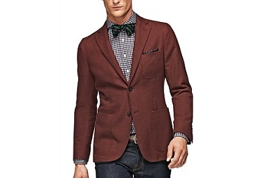 suit supply red jacket