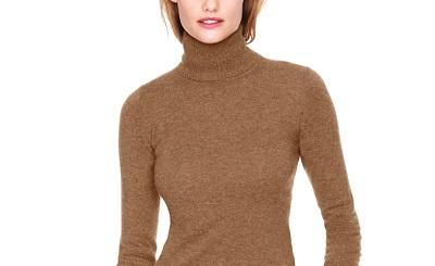 cashmere turtleneck
