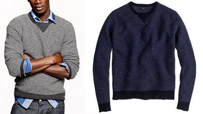 lambswool sweatershirt