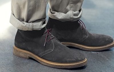1901 Chukkas on Dappered.com