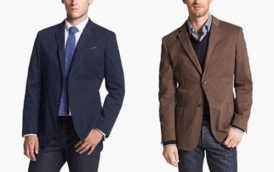 Wallin & Bros Cotton Blazers on Dappered.com