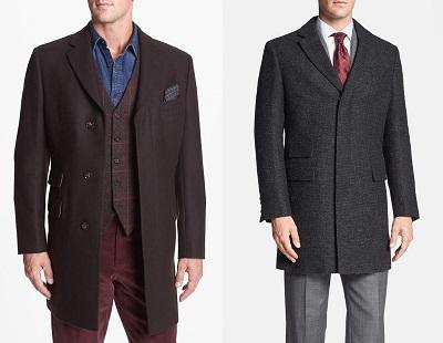 Wallin and bros topcoats on Dappered.com