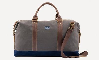 frank & oak bag on Dappered.com
