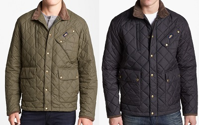 penfield quilted jacket on Dappered.com