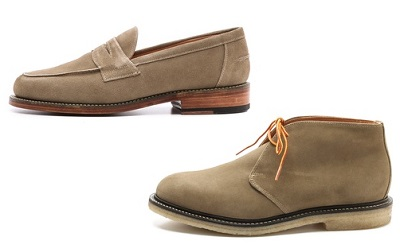 Mark McNairy Shoes on Dappered.com