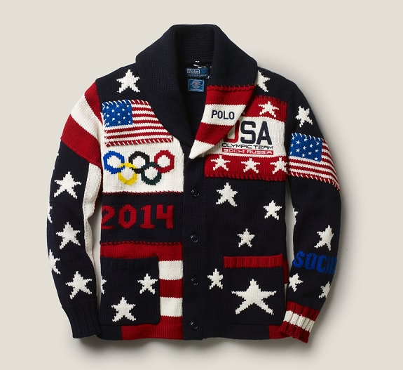 Team USA Cardigan