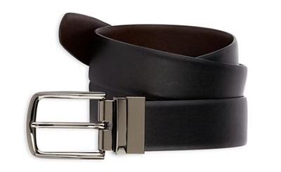 Claiborne Reversible Belt on Dappered.com