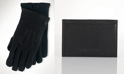 RL Gloves & Card Case on Dappered.com