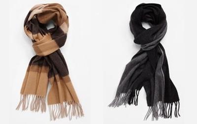 JWN cashmere scarf on Dappered.com