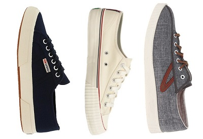 Favorite summer sneakers on Dappered.com