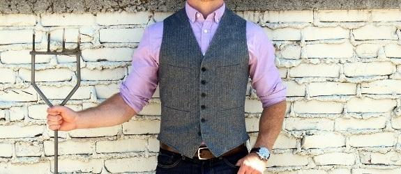 Waistcoats for some