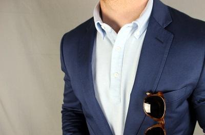 Uniqlo Button Down Collar - Part of Polopalooza 2014 on Dappered.com