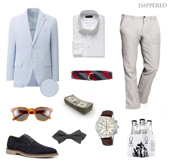 What to wear to a Derby Party by Dappered