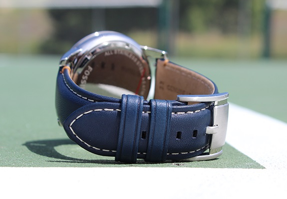 A review of Fossil's Townsman on Dappered.com