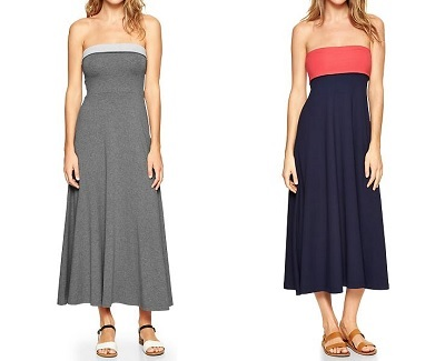 GAP Jersey Dress for her - part of 10 Best Bets on Dappered.com