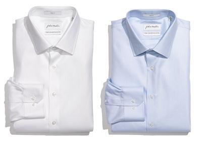 JWN Trim fit dress shirts on Dappered.com