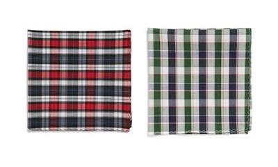 OP Pocket Squares on Dappered.com
