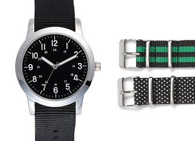 Accutime Watch on Dappered.com