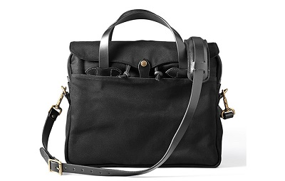 Filson Original in Black - part of The Most Wanted on Dappered.com