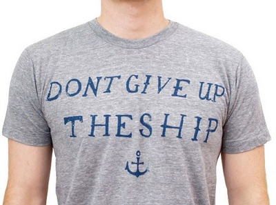 Graphic Tee - part of The 10 Best Bets for $75 or Less on Dappered.com
